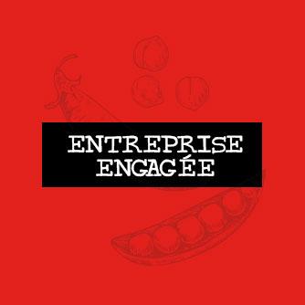 Nos engagements - Entreprise engagée