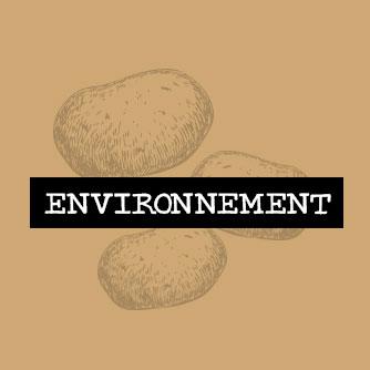 Nos engagements - Environnement